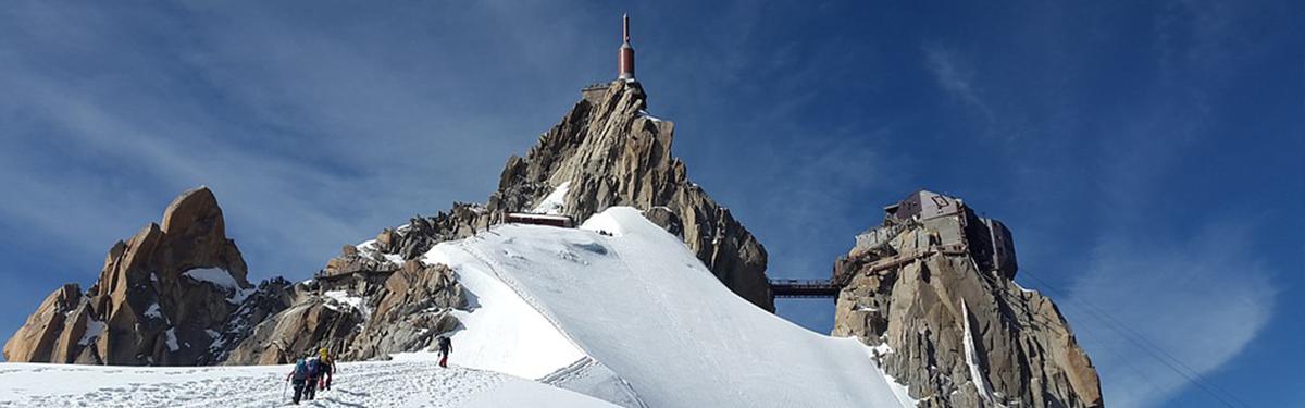 法国勃朗峰徒步之旅
