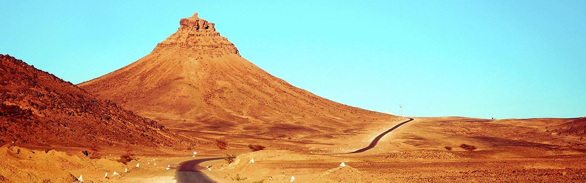 浪漫摩洛哥,狂游撒哈拉